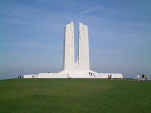 Canadian-memorial-at-Vimy-R