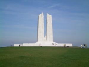 Canadian-memorial-at-Vimy-R